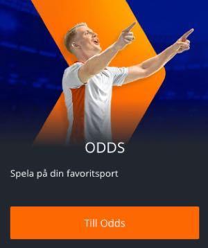 Betsson-odds