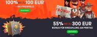 Welche Gunsbet Casino Bonus Angebote gibt es?