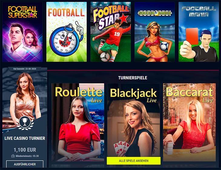 Welche Online Spielautomaten gibt es im Rabona?