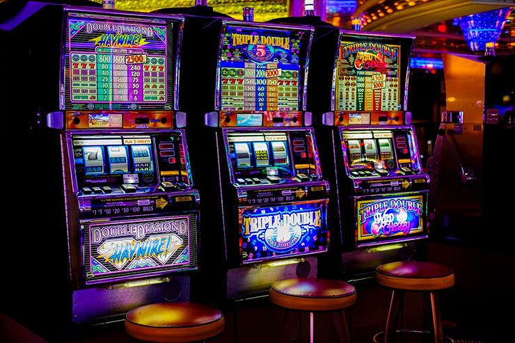 Spiele jetzt Slots in ausländischen Casinos