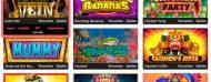 Wie gestaltet sich das Angebot an Spielautomaten im Oshi Casino?