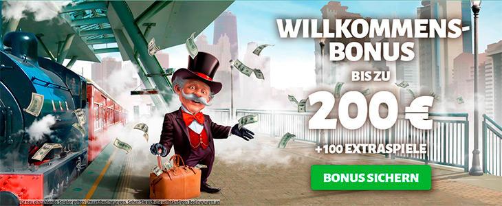 Billion Casino Bonus