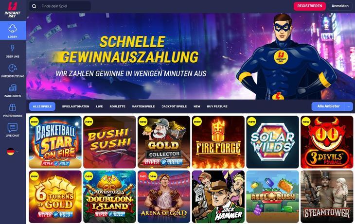 Instantpay Casino